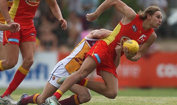 AFL 2017 JLT Community Series - Gold Coast v Brisbane