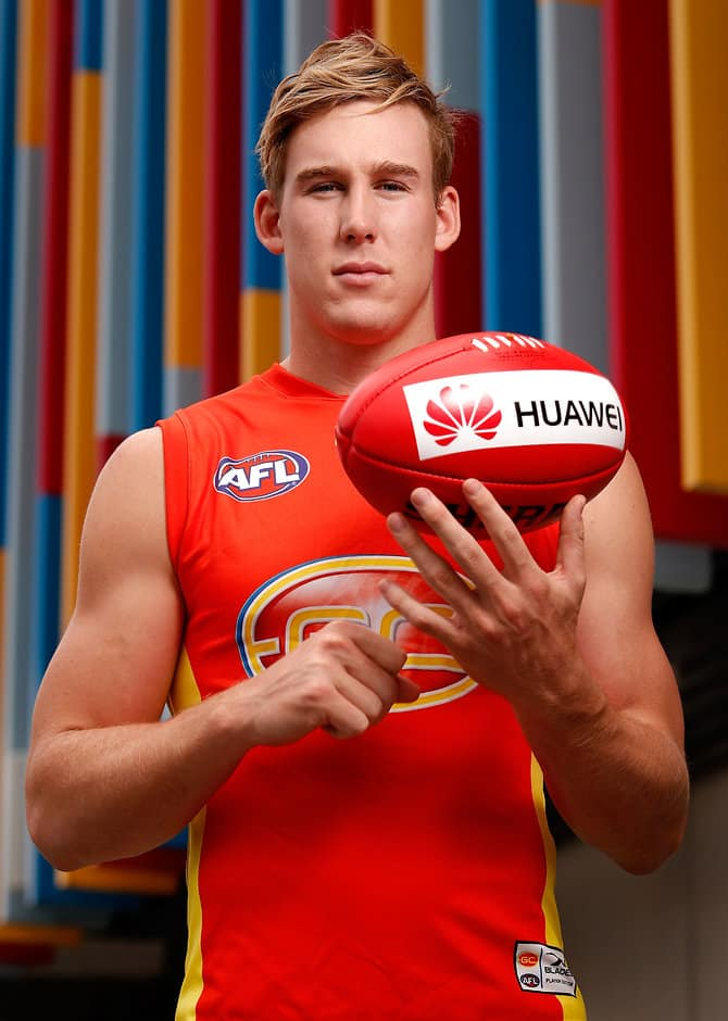 Tom Lynch headlines a bumper crop of prospective free agents - AFL,Tom Lynch,Gold Coast Suns,Andrew Gaff,West Coast Eagles,Free Agency,column