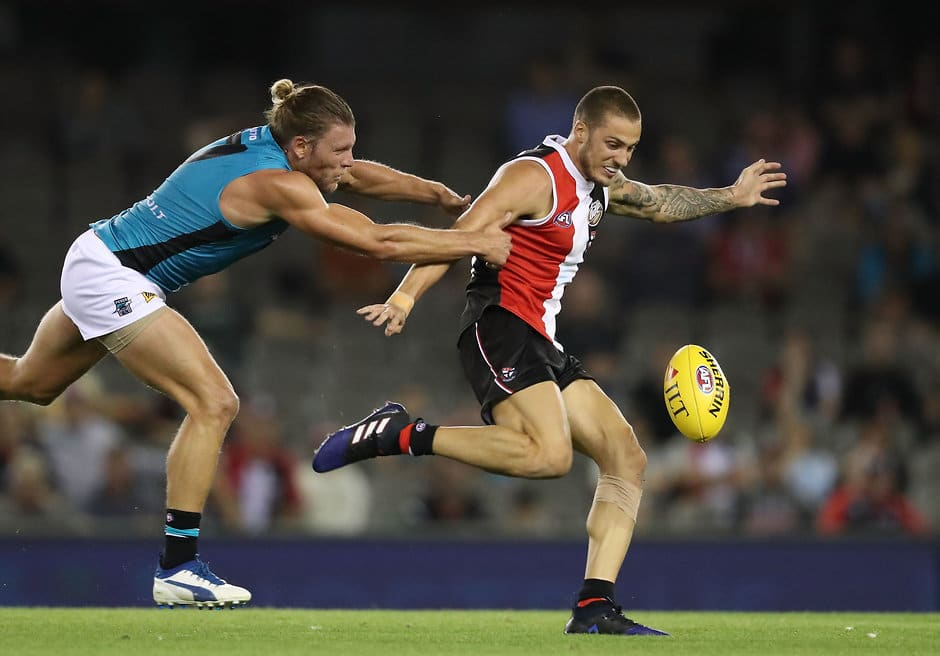 Four Saints have not been offered new contracts for the 2019 season. - St Kilda Saints,Nathan Freeman,Hugh Goddard,Nathan Wright,Ray Connellan