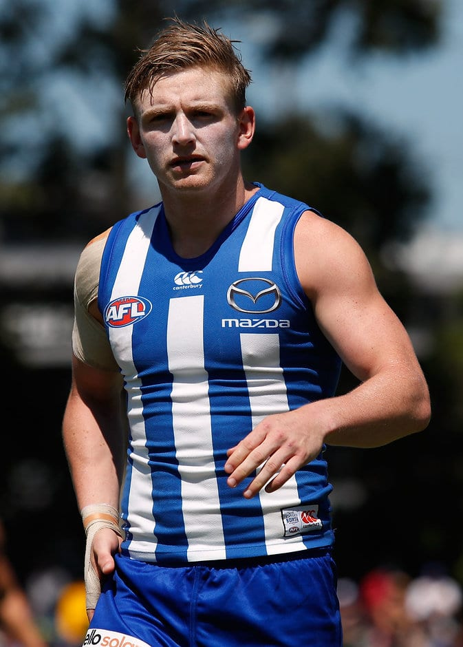 Kangaroos skipper Jack Ziebell was caught up in the 'third man up' controversy - ${keywords}