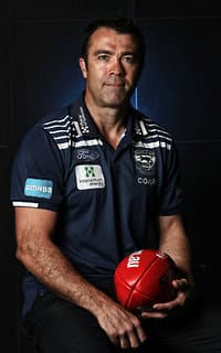 AFL 2017 Portraits - Chris Scott
