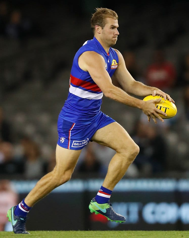 AFL 2017 JLT Community Series - Western Bulldogs v Brisbane
