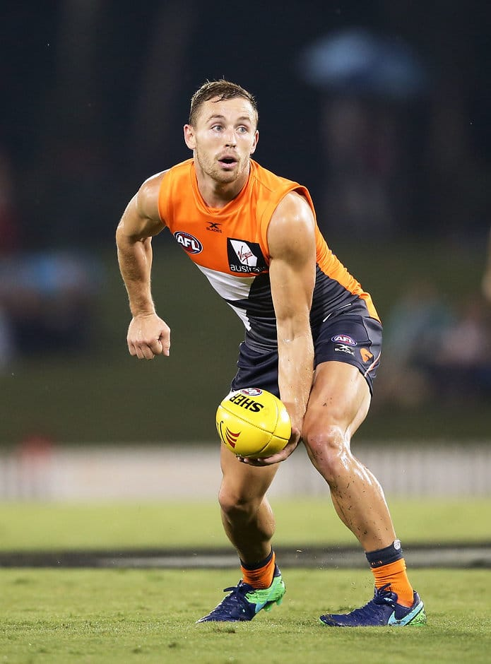 Devon Smith has played 97 games for the Giants - ${keywords}