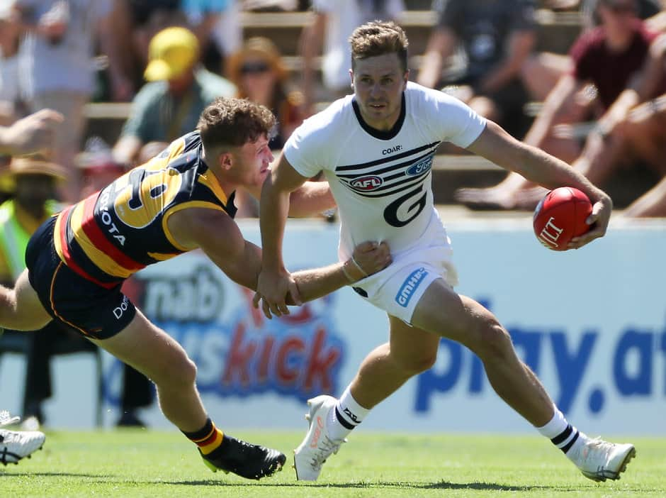 Mitch Duncan will be a key player for the Cats AFLX side - Geelong Cats,AFLX
