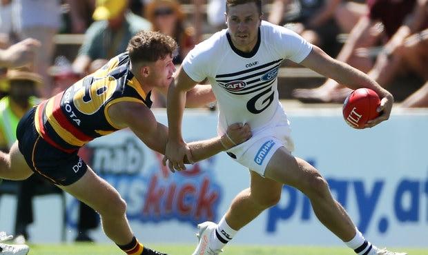 AFL 2017 JLT Community Series - Adelaide v Geelong
