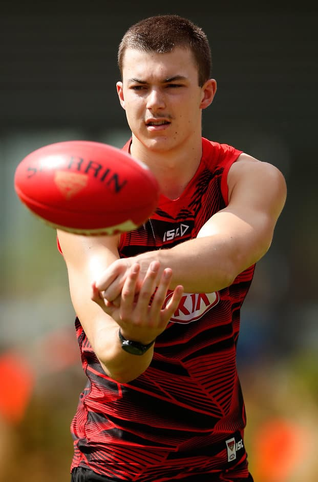 Sam Draper has signed a two-year contract extension - AFL,Essendon Bombers,Contracts,Sam Draper