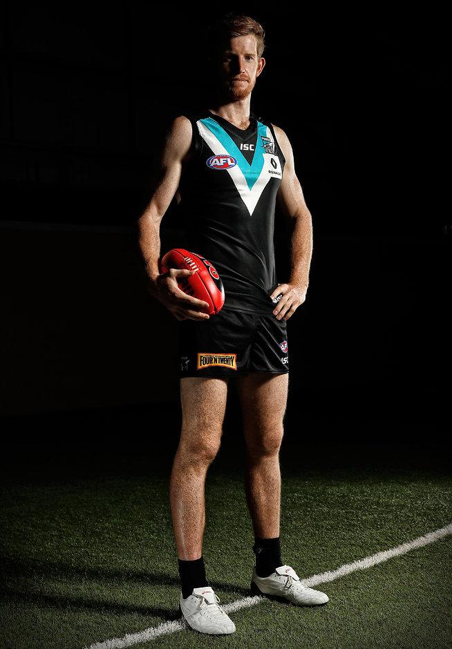 Matthew Lobbe has landed at Carlton - AFL,Trade,Port Adelaide Power,Carlton Blues,Matthew Lobbe