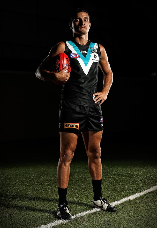 It is looking likely that Sam Powell-Pepper will make his debut against the Swans on Saturday - ${keywords}