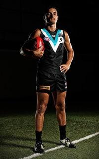 AFL 2017 Portraits - Port Adelaide