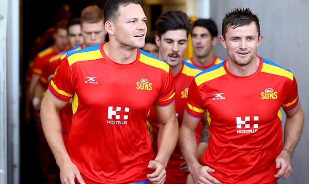 AFL 2017 JLT Community Series - Gold Coast Suns v Western Bulldogs