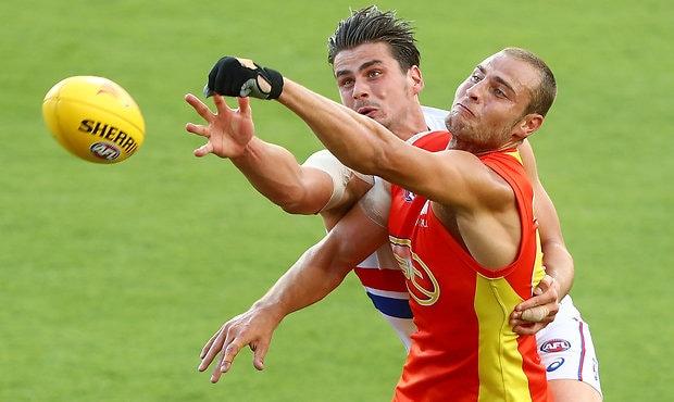AFL 2017 JLT Community Series - Gold Coast Suns v Western Bulldogs