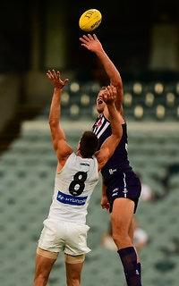 AFL 2017 JLT Community Series - Fremantle v Carlton