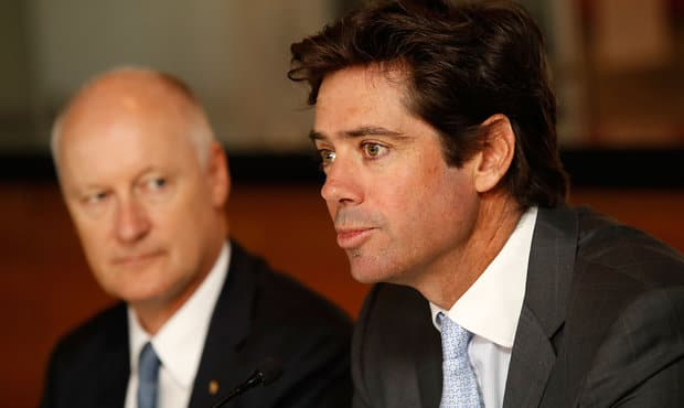 AFL 2017 Media - AFL CEO and Chairman Press Call 160317