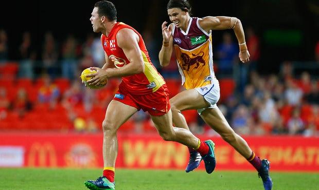 - JLT Series,Brisbane Lions,Geelong Cats,Gold Coast Suns,AFLX