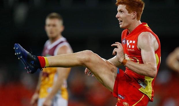 AFL 2017 Round 01 - Gold Coast v Brisbane