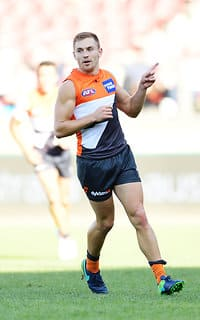 Devon Smith kicked three goals of his own on Saturday