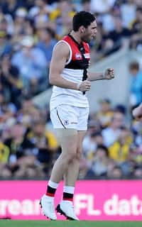 Paddy McCartin has booted 18 goals in five VFL games this season.