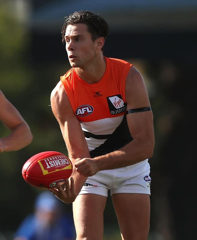 Josh Kelly's form has been one of the stories of the year - AFL,Mid-season reviews,GWS Giants