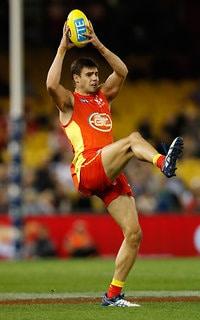 AFL 2017 Round 04 - Carlton v Gold Coast
