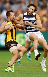 Despite suffering an elbow to the jaw in the clash against Geelong, Luke Hodge will be available to play in Round 5.