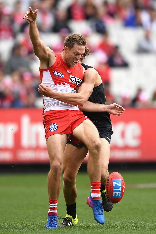 Jeremy Laidler has announced his retirement - AFL,Sydney Swans,Jeremy Laidler