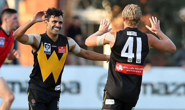 VFL 2017 Round 03 - Werribee v Essendon