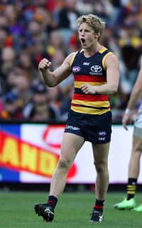 Rory Sloane was unstoppable as the Crows protected top spot on the ladder
