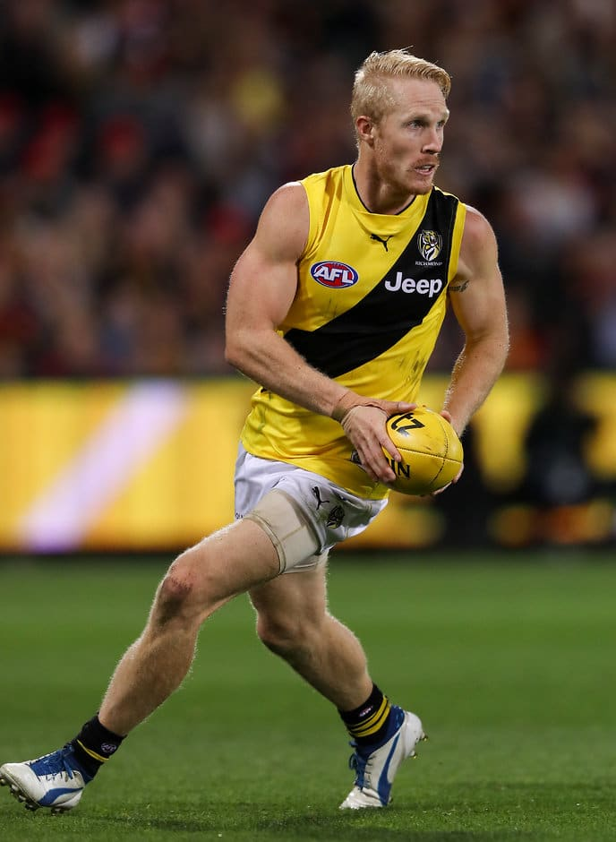 Steven Morris has been delisted by the Tigers - AFL,Steven Morris,Taylor Hunt,Todd Elton