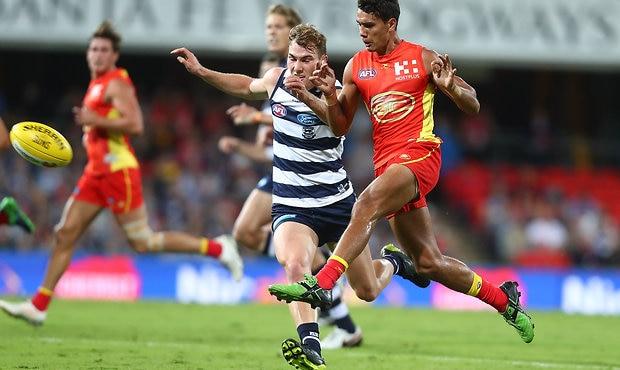 AFL 2017 Round 07 - Gold Coast v Geelong