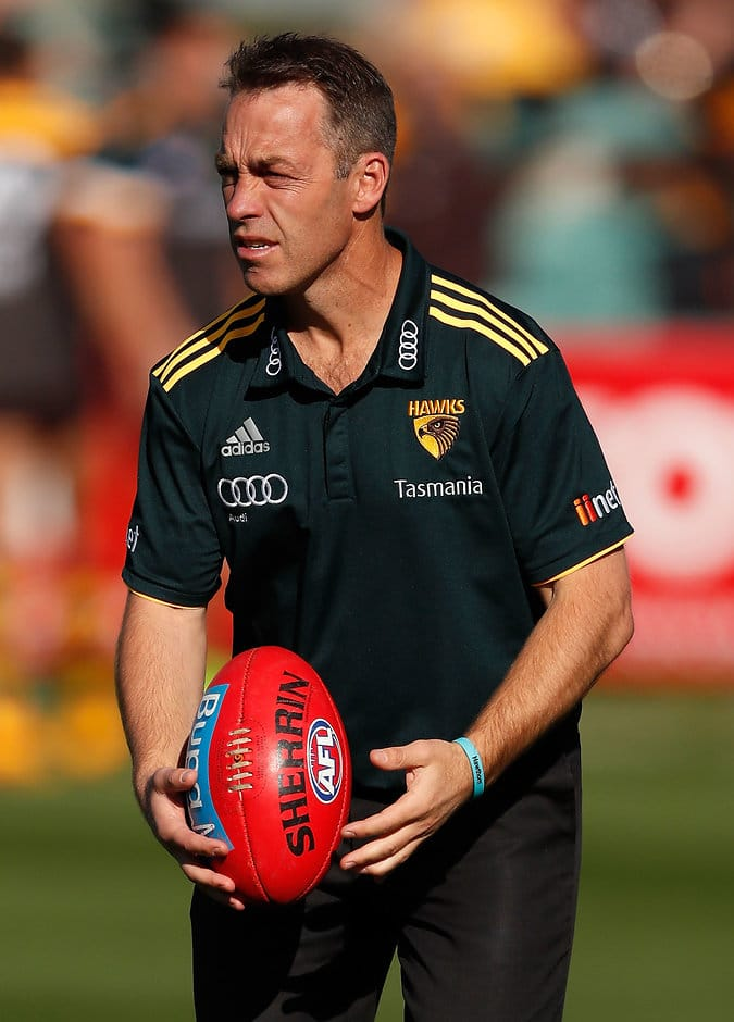 Hawks coach Alastair Clarkson - ${keywords}