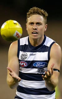 Mitch Duncan was among the Cats' best players