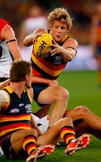 AFL 2017 Round 08 - Adelaide v Melbourne