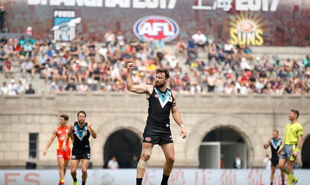 AFL 2017 Round 08 - Gold Coast v Port Adelaide