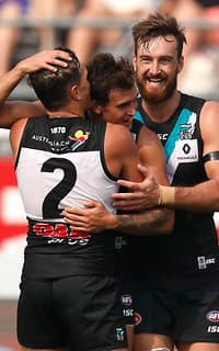 AFL 2017 Round 08 - Gold Coast v Port Adelaide
