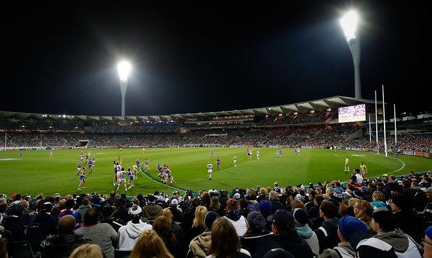 AFL 2017 Round 09 - Geelong v Western Bulldogs
