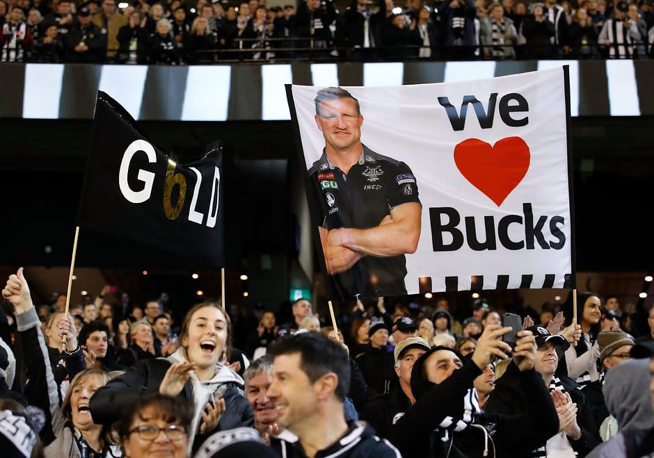 68 per cent of Magpie fans agree with this supporter's sentiment - AFL,Your say,John Worsfold,Adam Simpson,Mid-season reviews