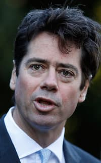 AFL chief executive Gillon McLachlan