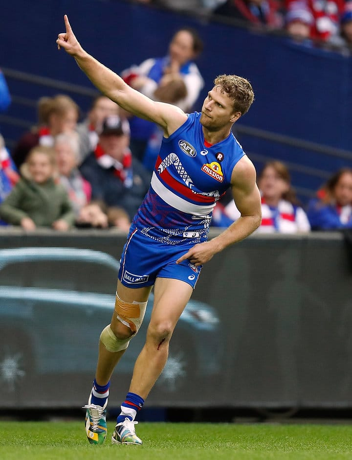 Jake Stringer appears set to nominate Bombers - AFL,Trade,Contracts,Free Agency,Western Bulldogs,Essendon Bombers,Jake Stringer