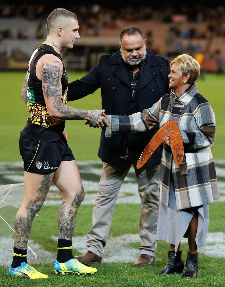 Tigers to present to the UN on indigenous issues - AFL com au