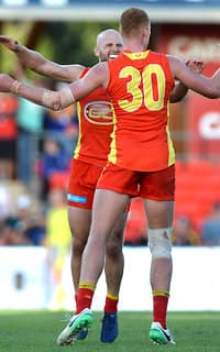 Peter Wright was the hero for Suns with a late goal