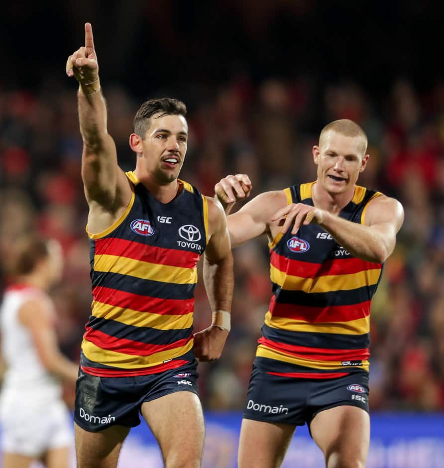 Crows' fans say their club's form is pointing the way to a Grand Final - AFL,Adelaide Crows,Mid-season reviews,Your say
