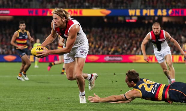 Will Sam Gilbert come into the final 22 to face Melbourne at the MCG on Sunday?