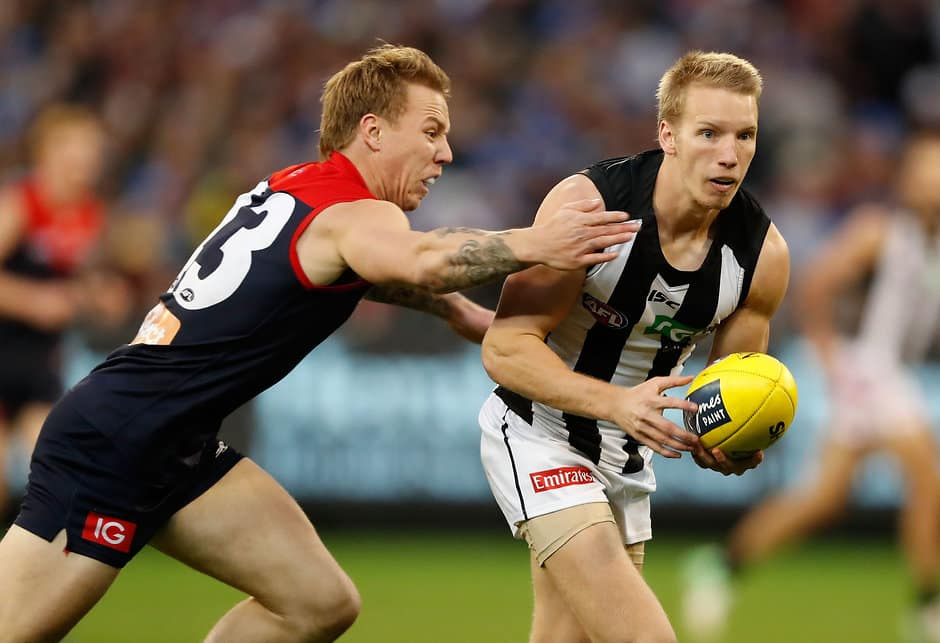 Josh Smith played 32 games over three seasons at the Magpies - AFL,Josh Smith,Collingwood Magpies,Gold Coast Suns,Trade