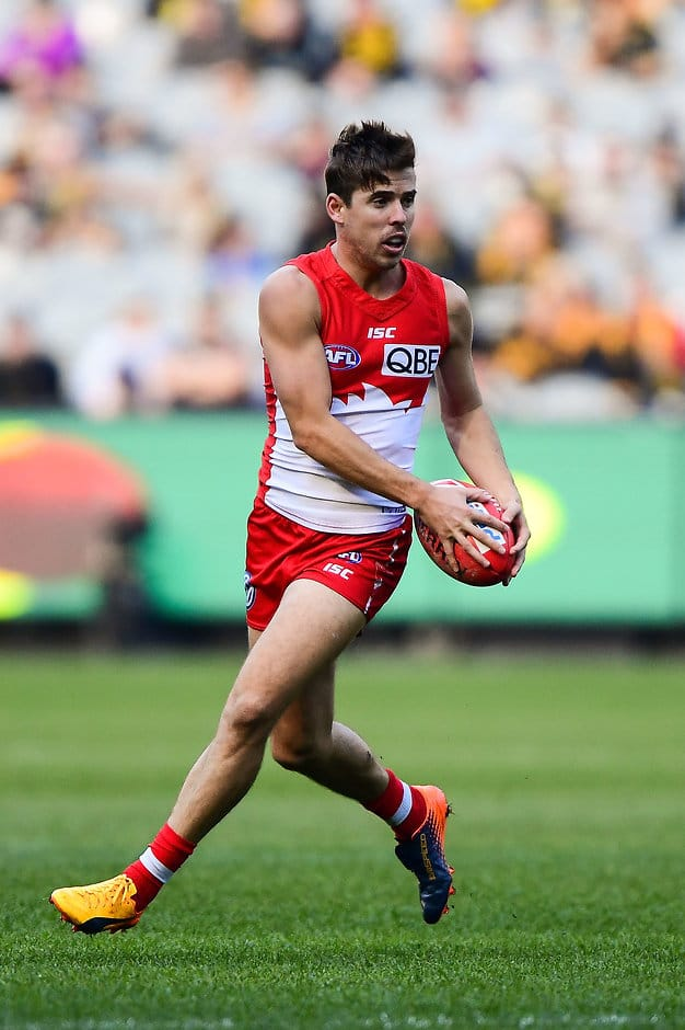 Jake Lloyd's late withdrawal caused many a headache for AFL Fantasy players - ${keywords}