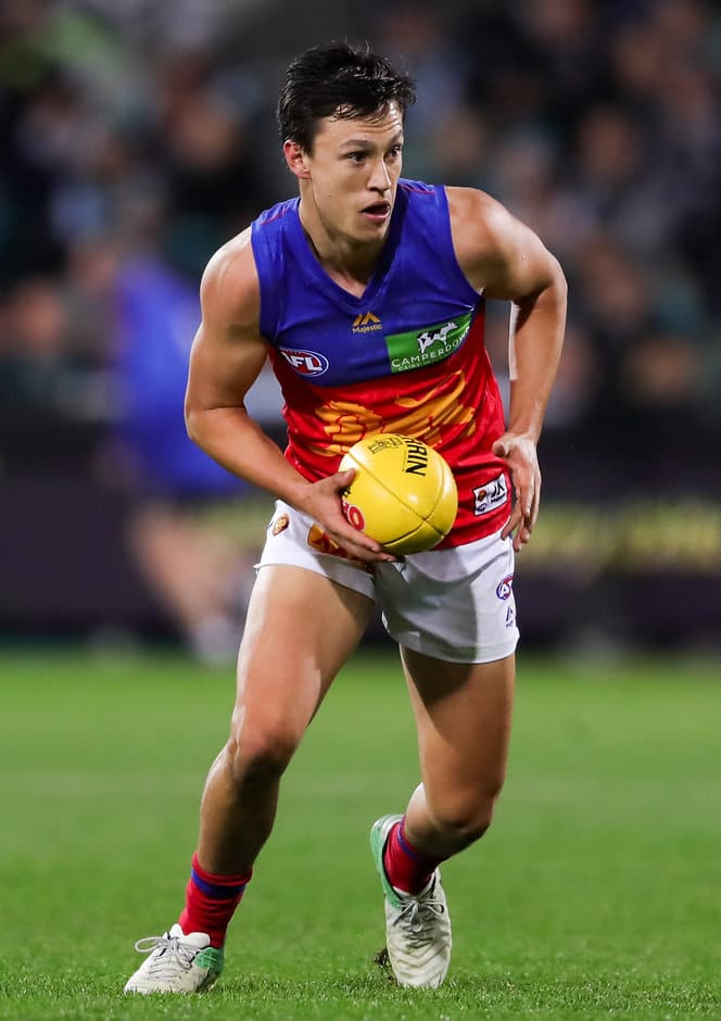 Hugh McCluggage is the round 14 NAB AFL Rising Star nomination - ${keywords}
