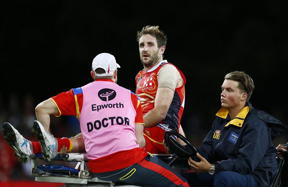 AFL 2017 Round 13 - Gold Coast v Carlton