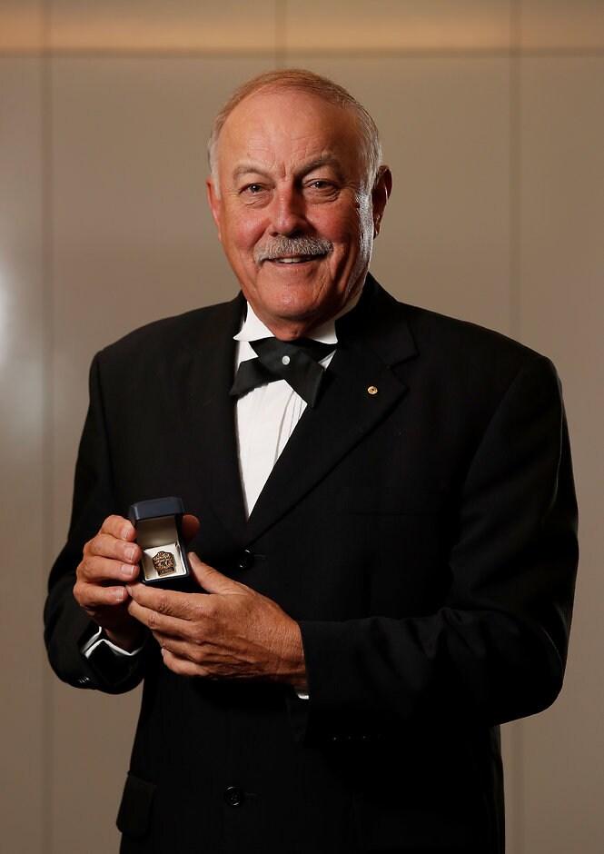 Malcolm Blight was named a Hall of Fame Legend in 2017 - AFL,Malcolm Blight,Steve Hocking