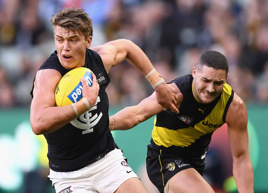 Carlton fans don't want to see another stint without Patrick Cripps - AFL