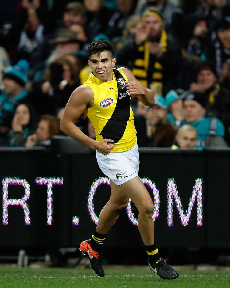 Adelaide is keen on Tigers small forward Tyson Stengle - AFL,Adelaide Crows,Richmond Tigers,Tyson Stengle