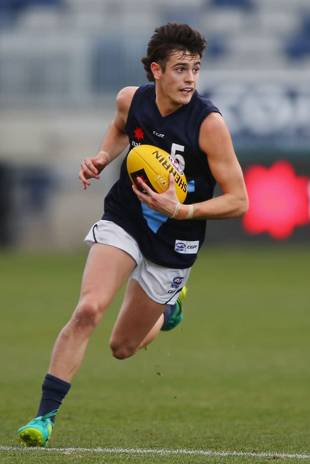 Patrick Naish was named an U18 All Australian after an excellent carnival for Vic Metro - ${keywords}